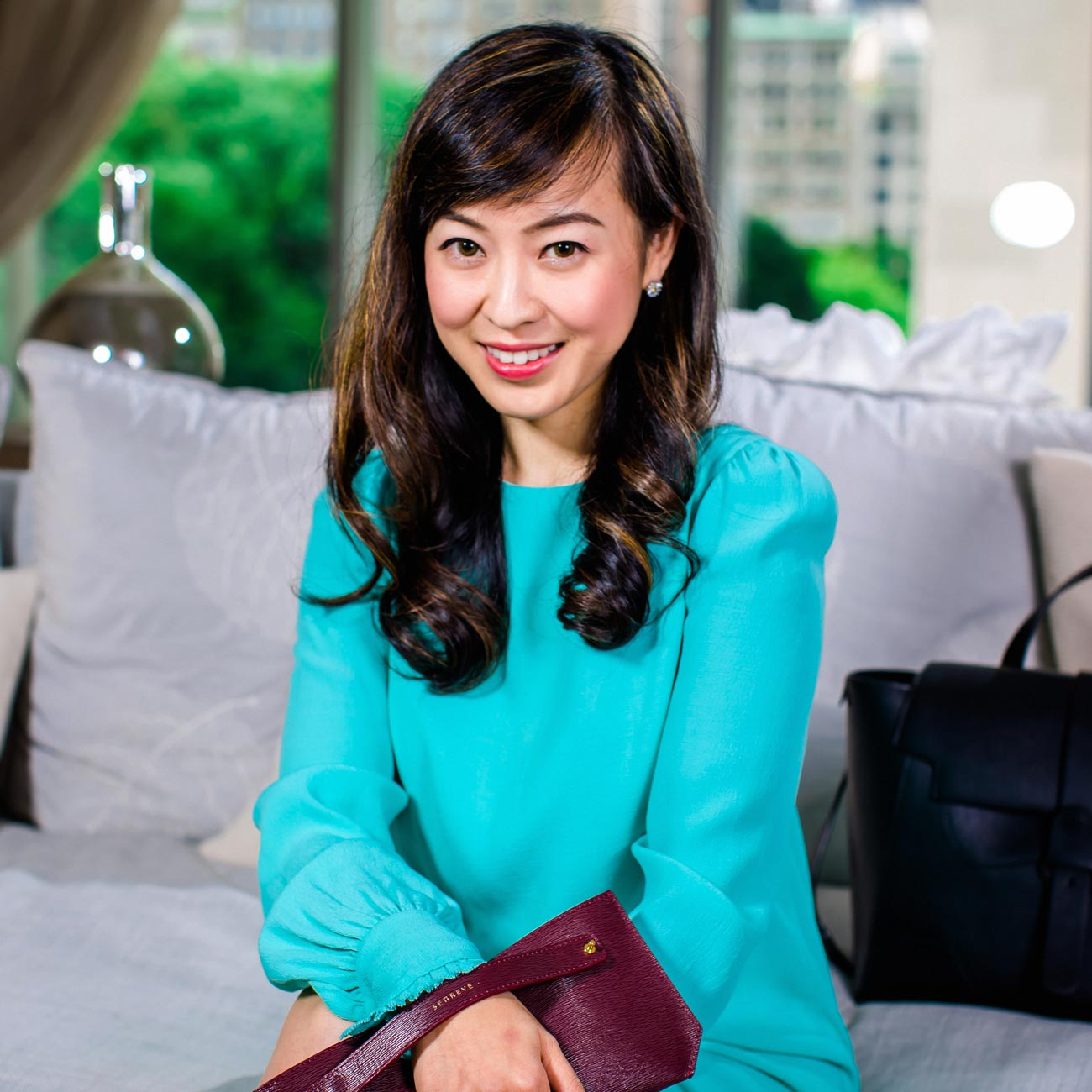 Senreve co-founder Coral Chung