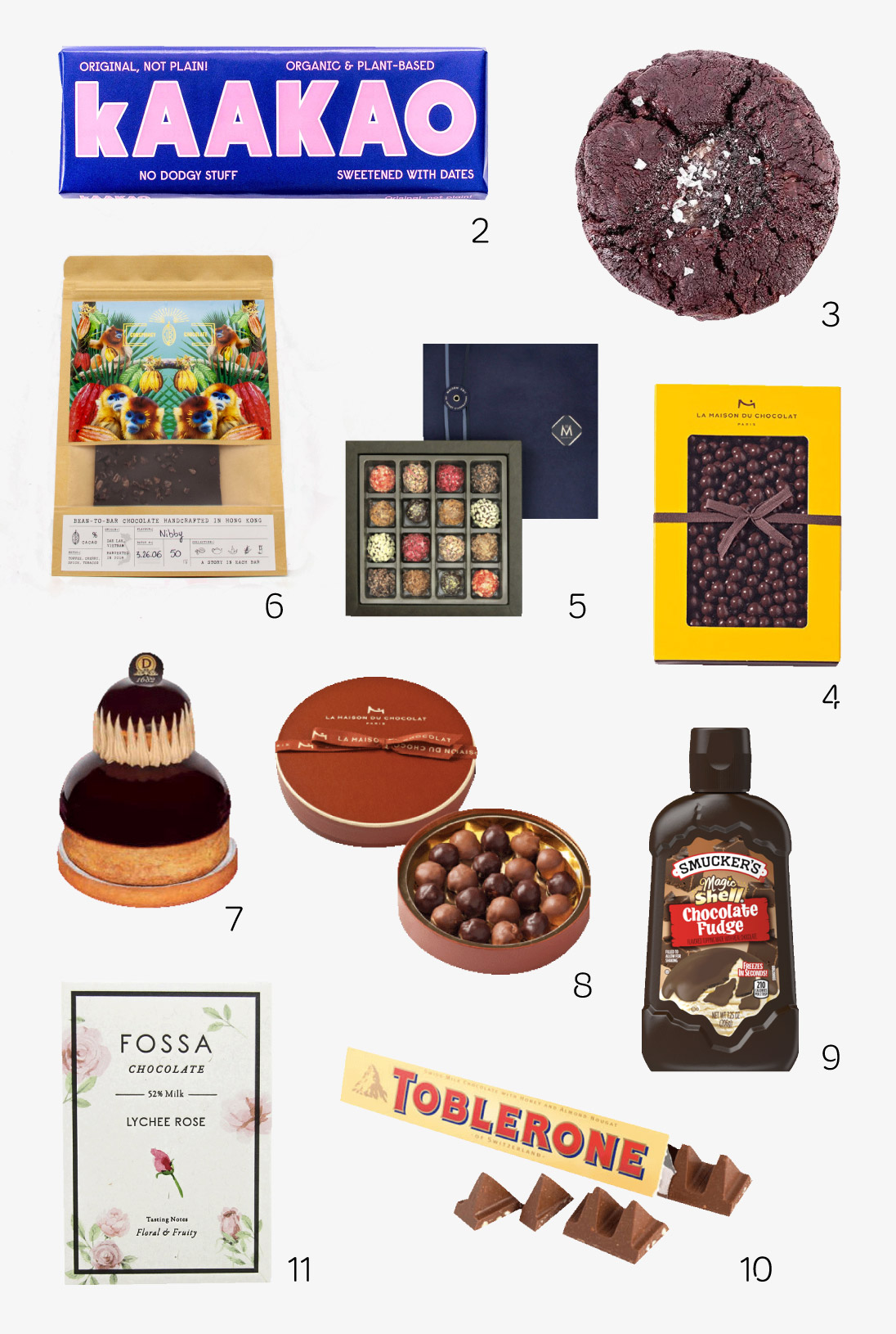 Editor's Picks: Chocolate Craze
