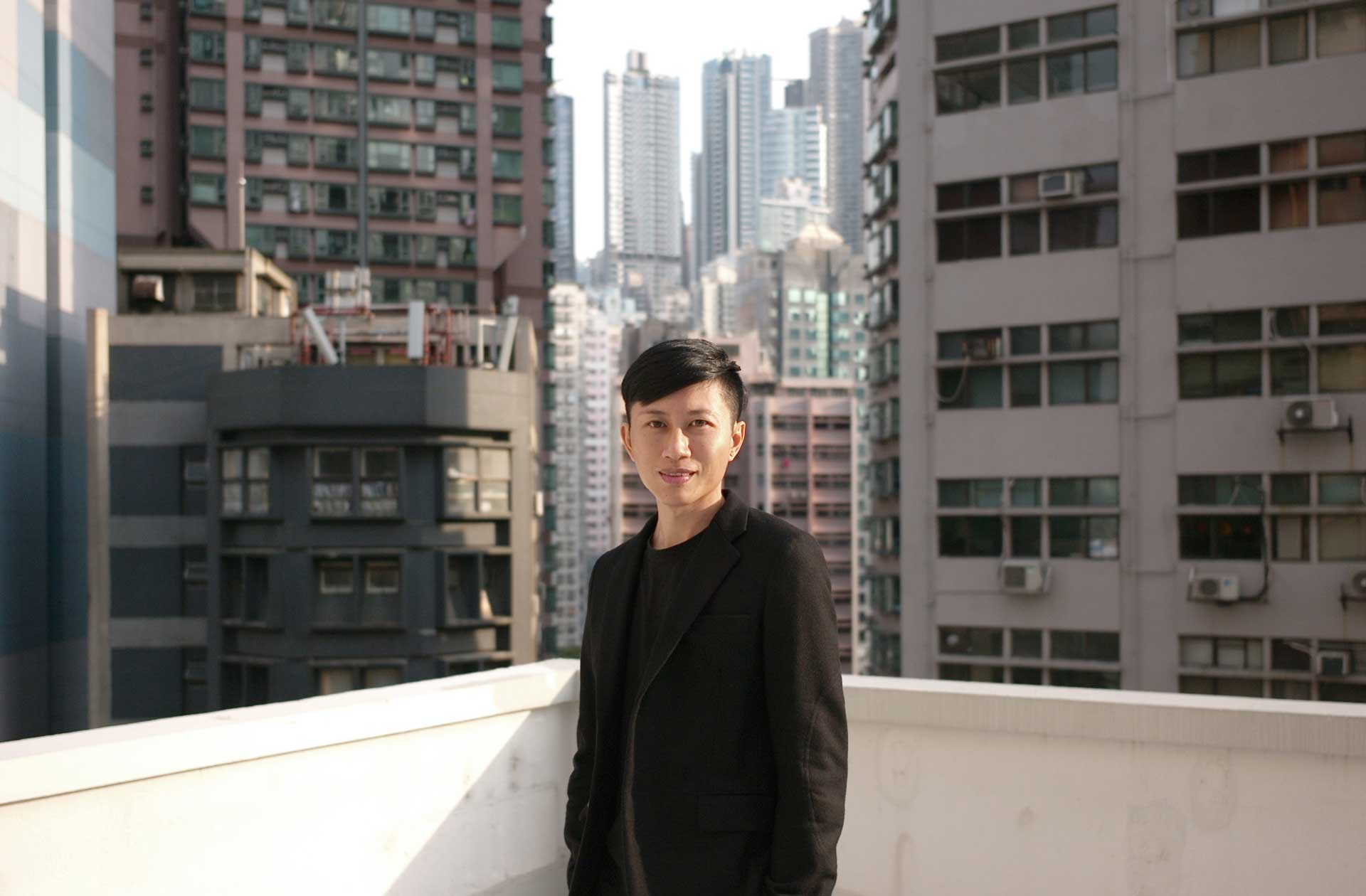 Architect and designer Stanley Siu