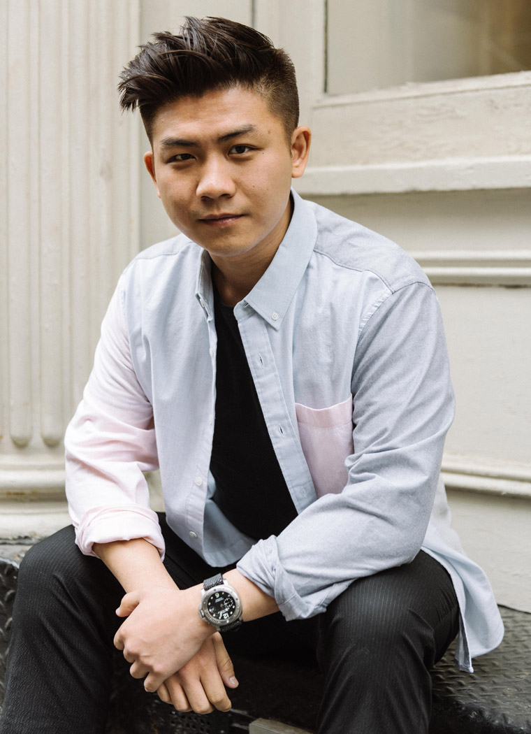 O.N.S Clothing Founder, Brian Chung