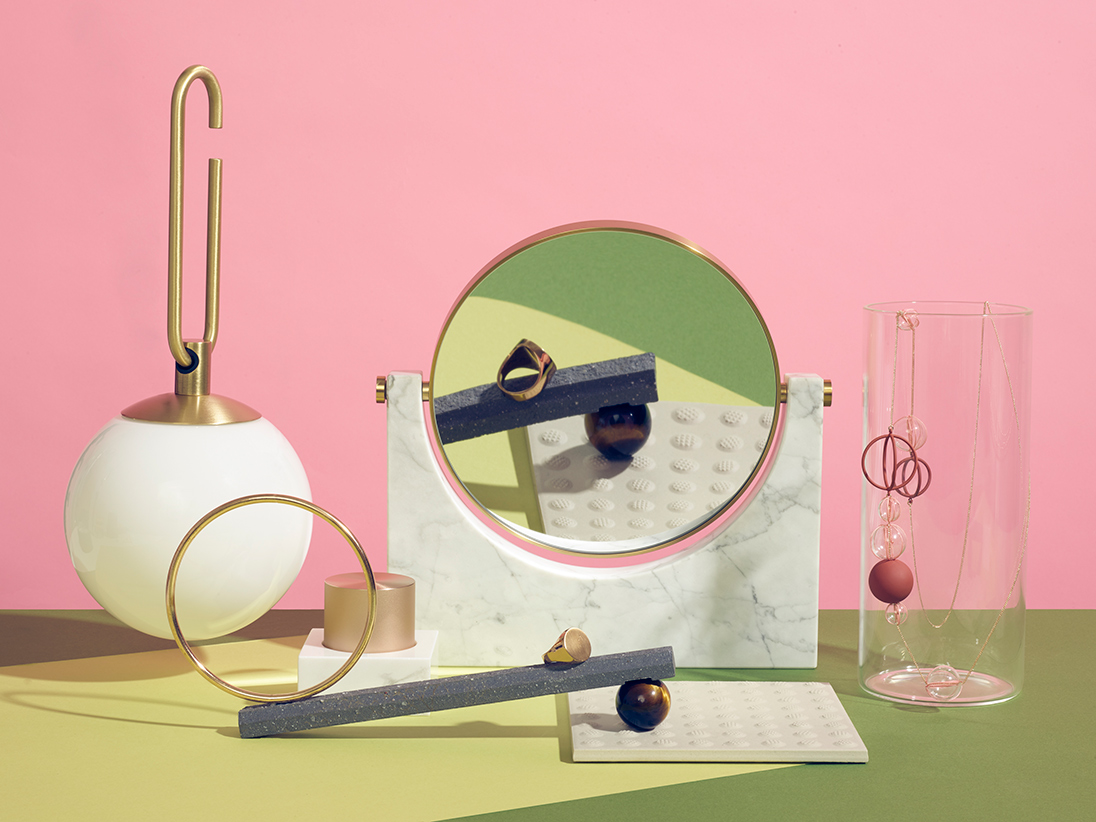 Accessories and homewares pieces from COS and Lane Crawford reflect a circular point of view