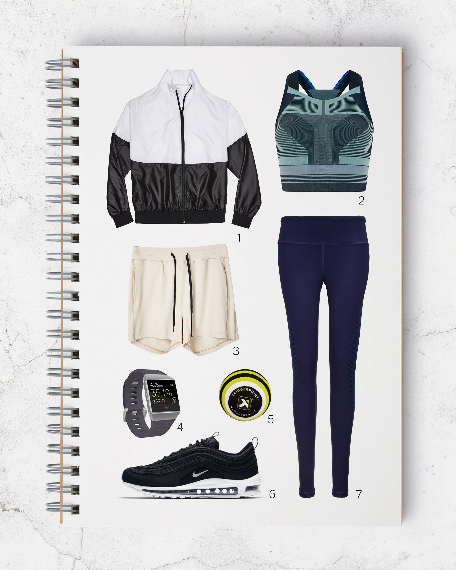 Morgan Guth – Pure Yoga teacher and founder of The Well Dressed Workout – shares her top athleisure picks
