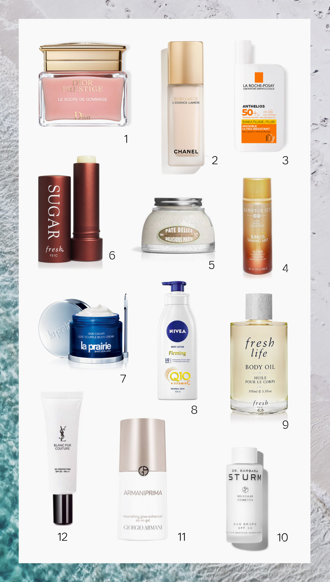 Here we round up our favourite summer-ready beauty picks from Pacific Place