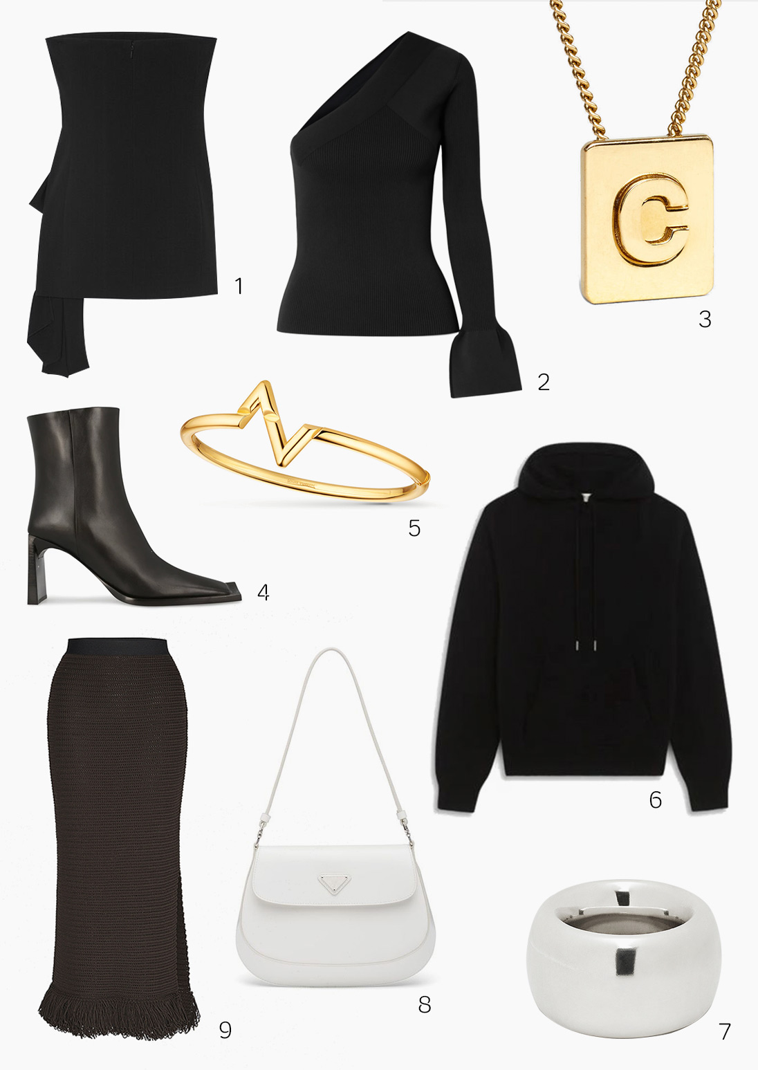 Fashion Blogger Cindy Ko's pick of timeless staples