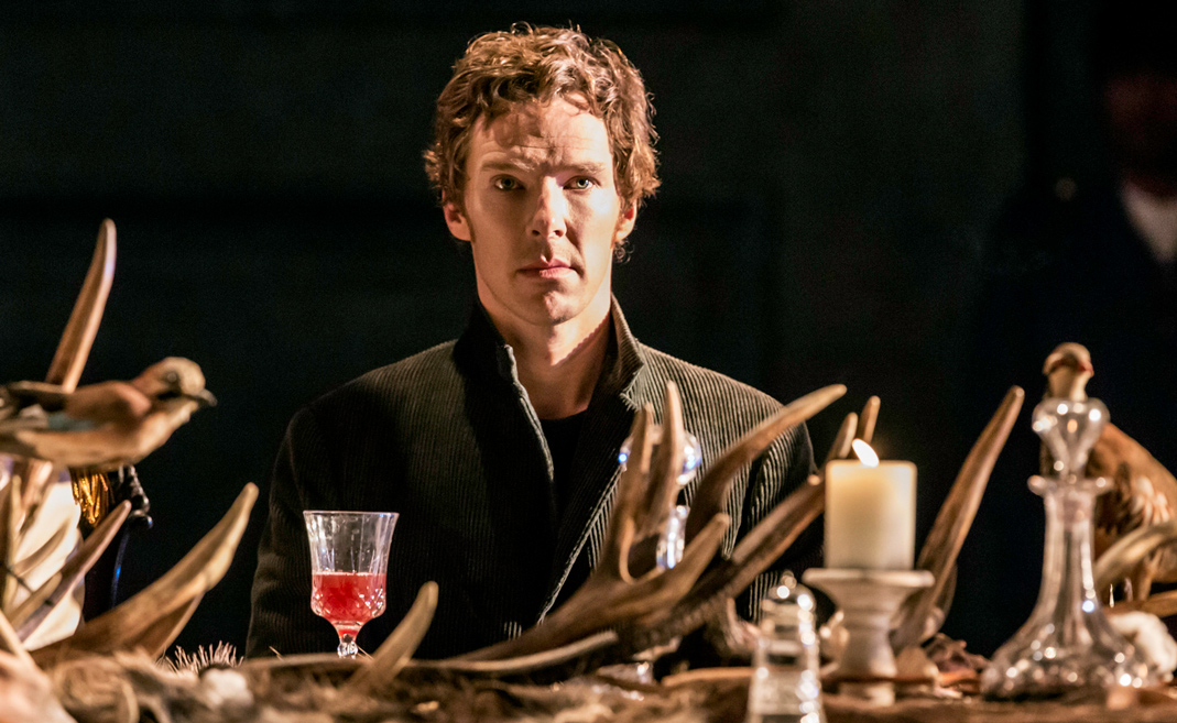 Benedict Cumberbatch has been one of the major drawcards in event cinema. Here he plays Hamlet