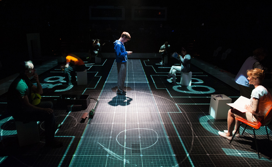The Curious Incident of the Dog in the Night-Time has been a global hit