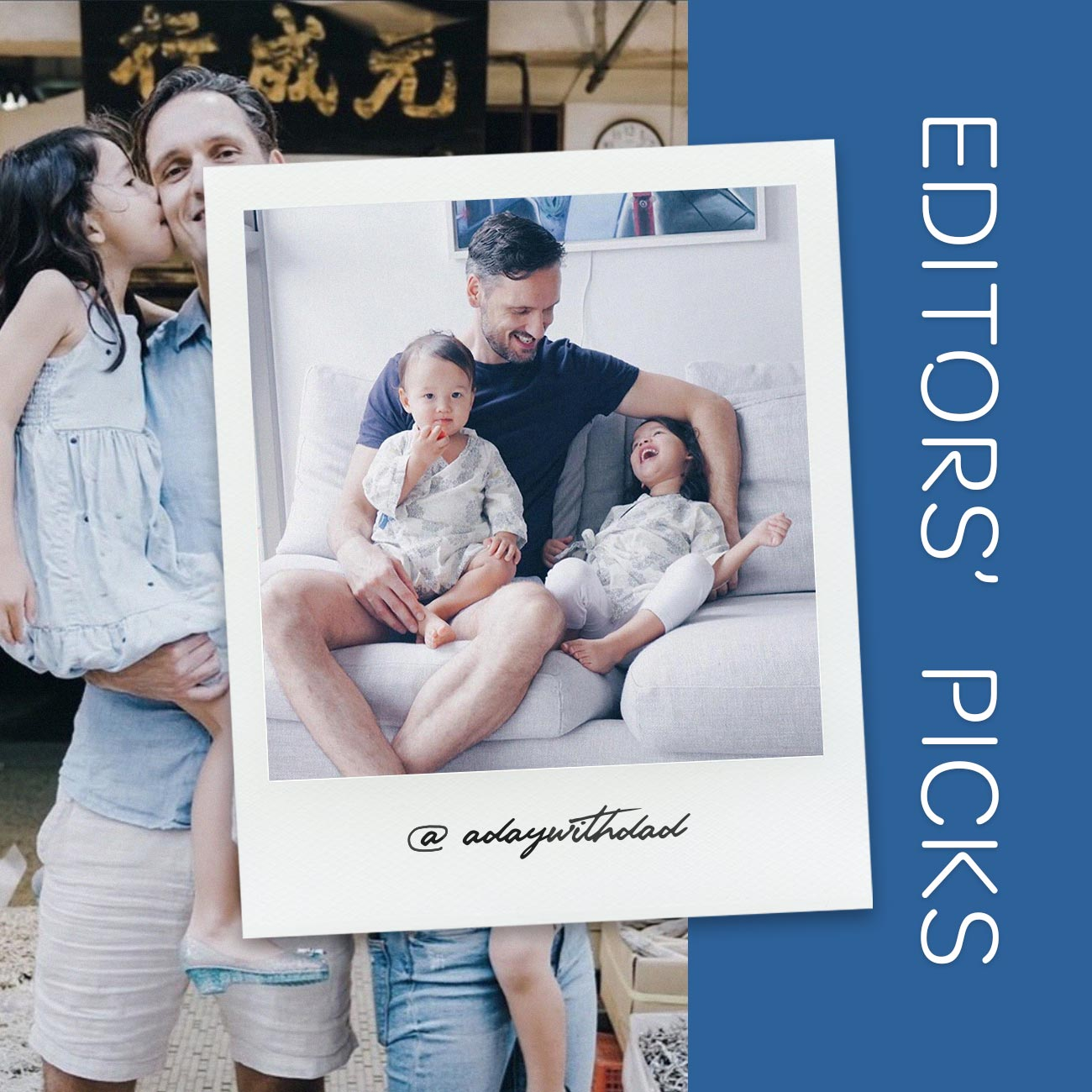 @adaywithdad picks Father's Day gifts from Pacific Place Hong Kong