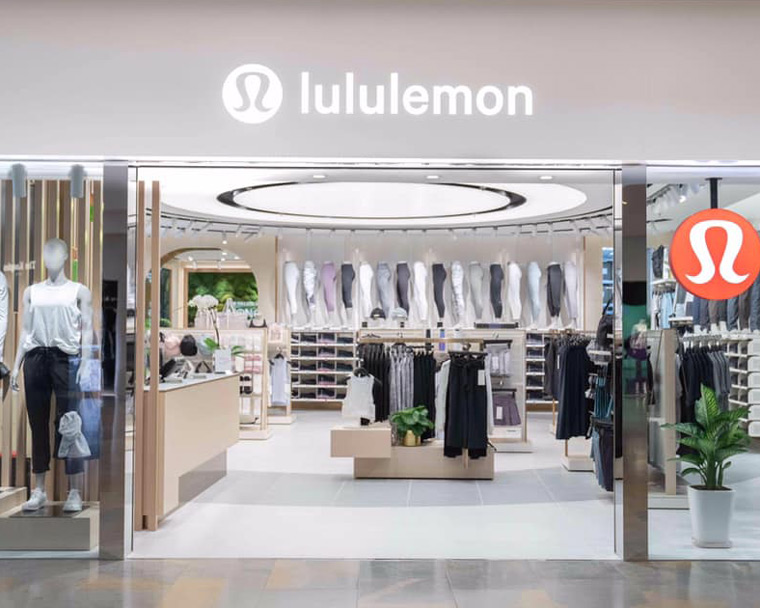 Lululemon, Pacific Place