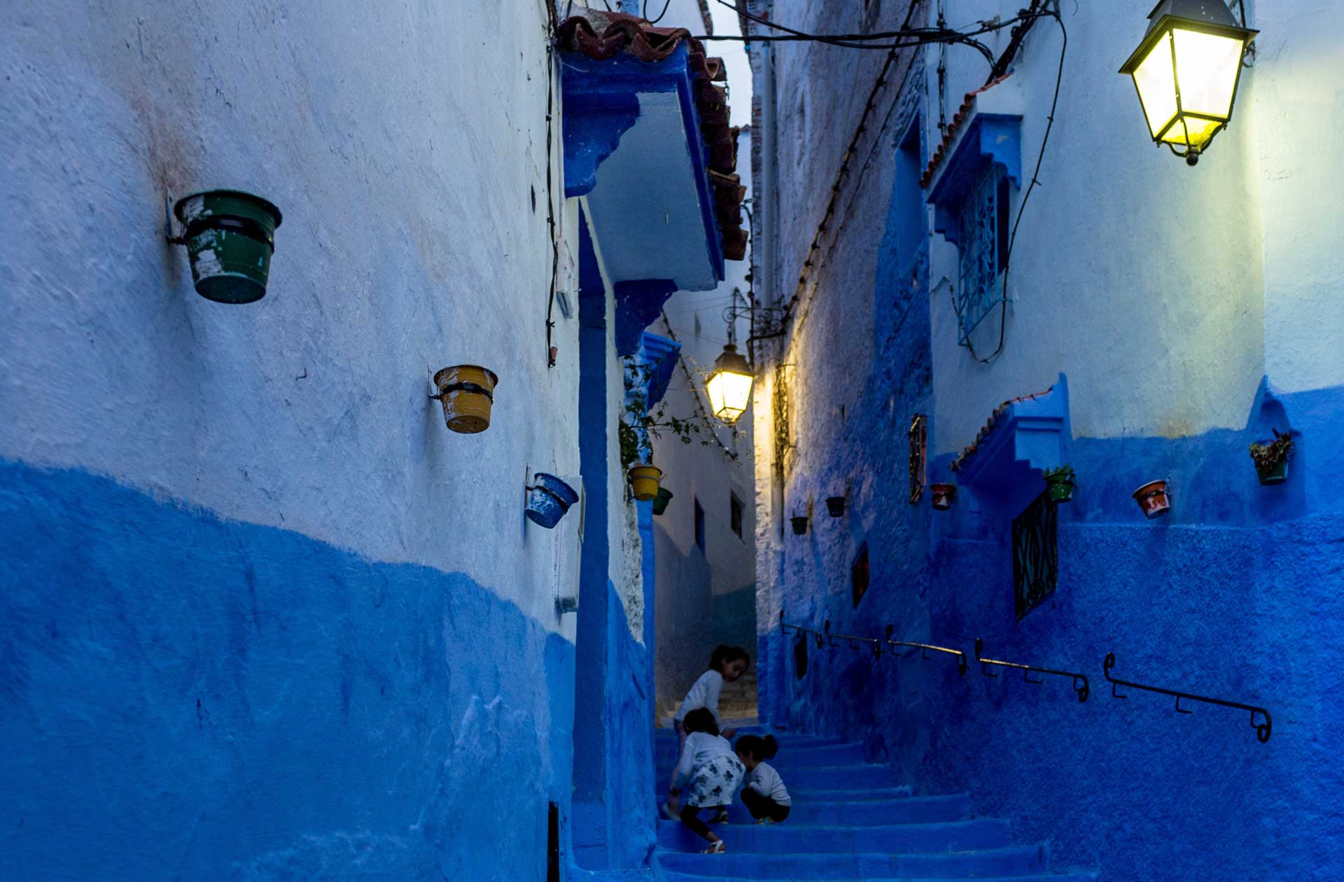 Pacific Place Chefchaouen