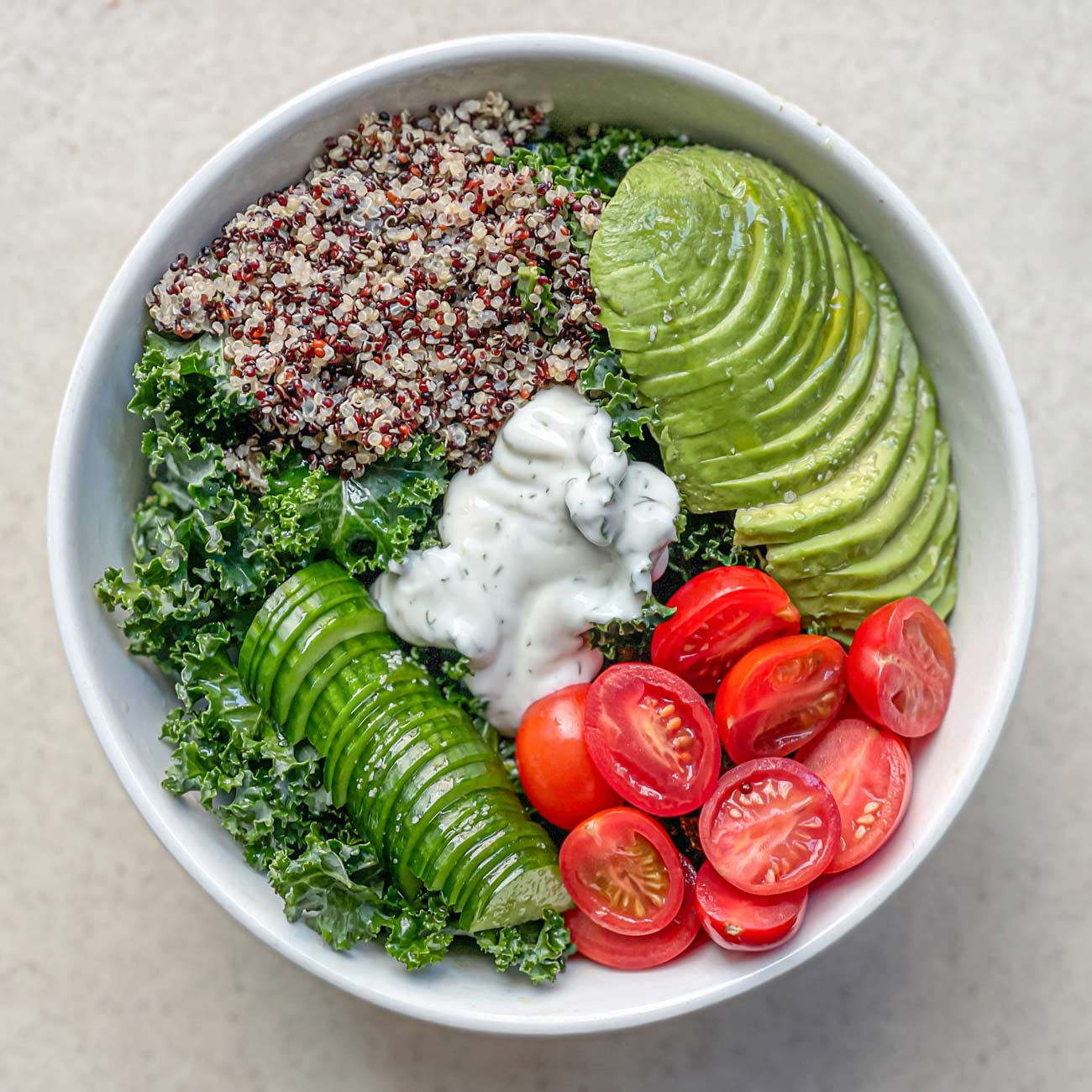 The plant-rich Yard Bowl from Elephant Grounds