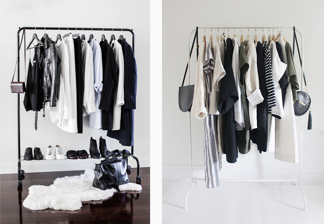 Your goal: the capsule wardrobe