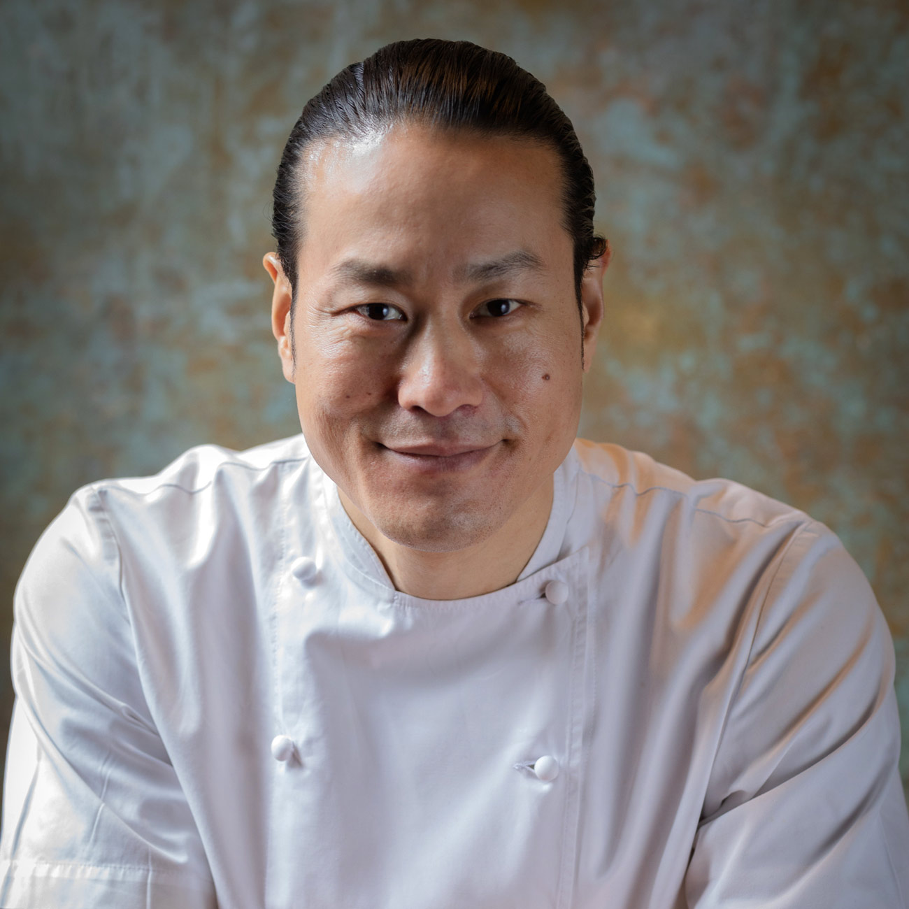 Michelin-starred Chef Jun Tanaka of the new dining concept Salisterra at The Upper House