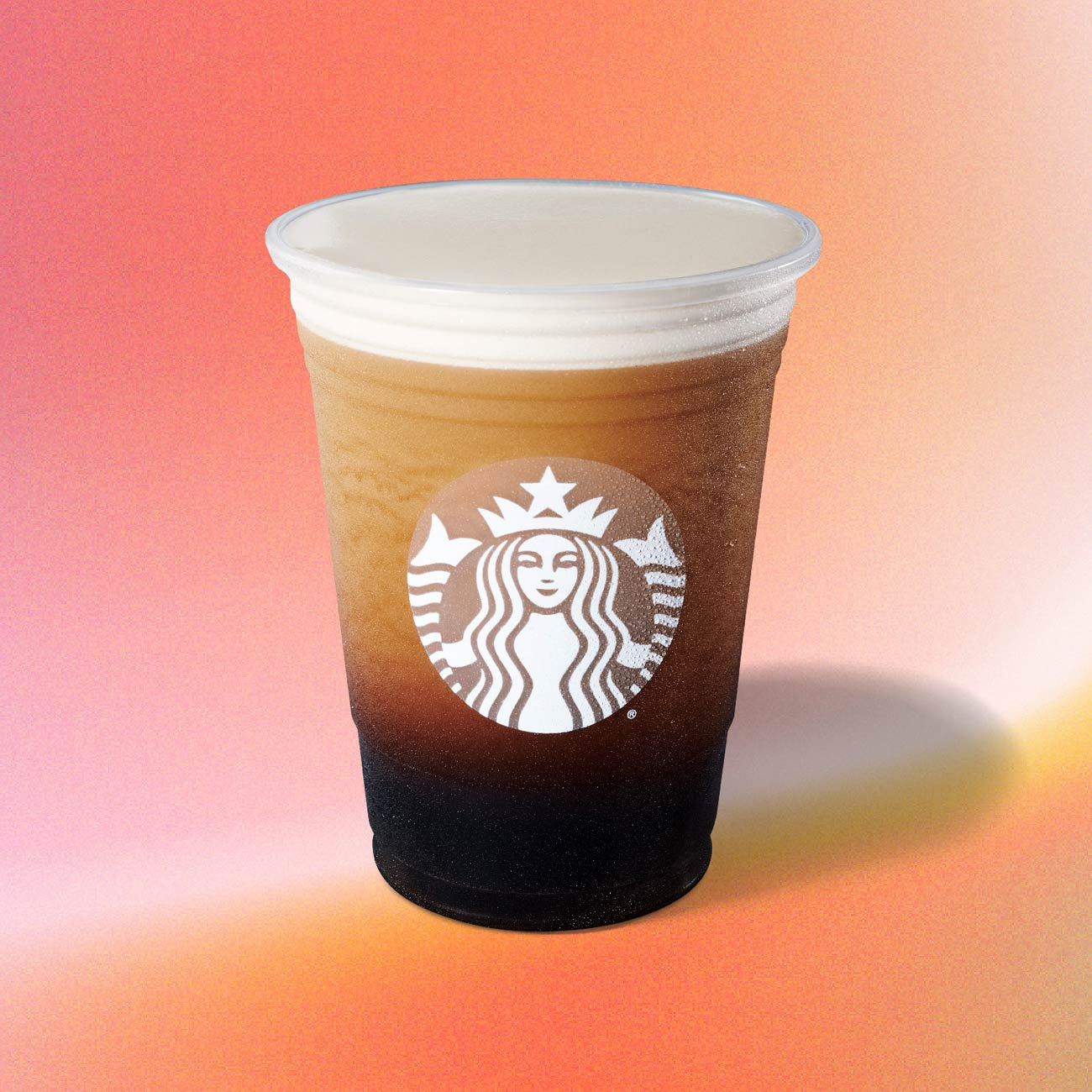 Nitro Cold Brew coffee from Starbucks Hong Kong
