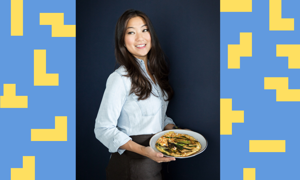 Mina Park, founder of Sook & co-founder of HAWKR