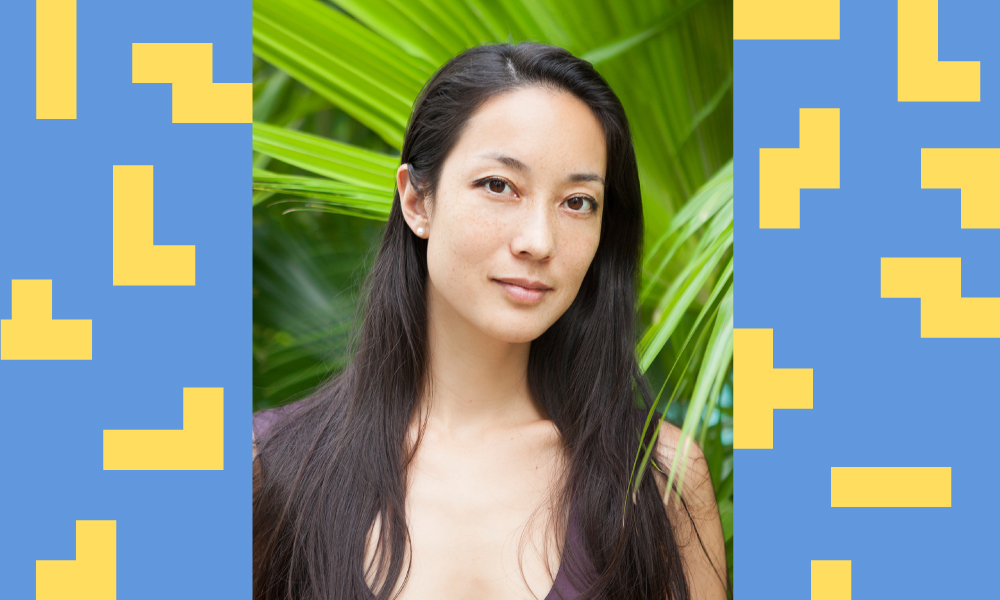 Vivienne Tang, founder of wellness & travel magazine Destination Deluxe