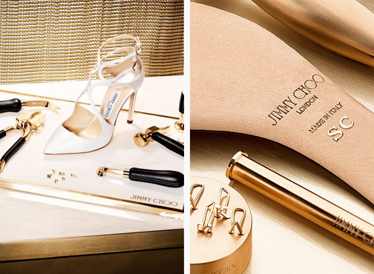 Jimmy Choo's made-to-order programme is ideal for marking milestone celebrations