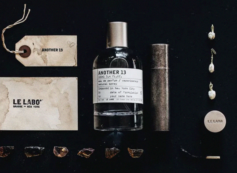 Le Labo fans can customise the labels of their favourite fragrances