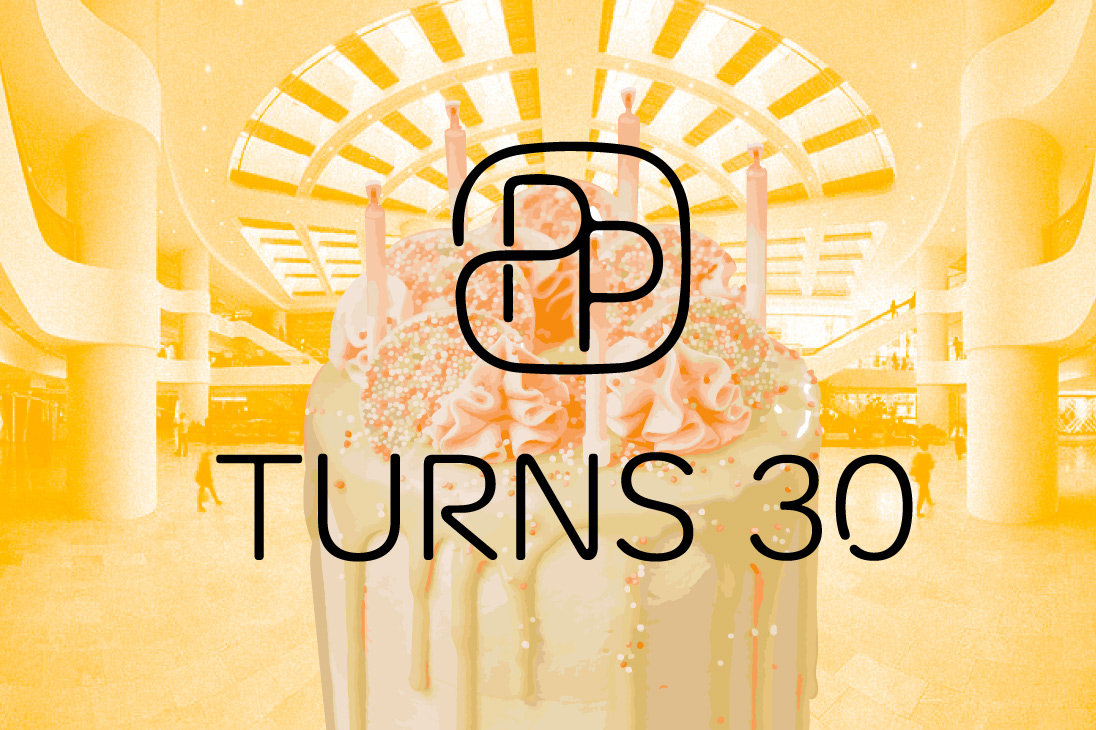 This year, Pacific Place turns 30, and we're celebrating like never before
