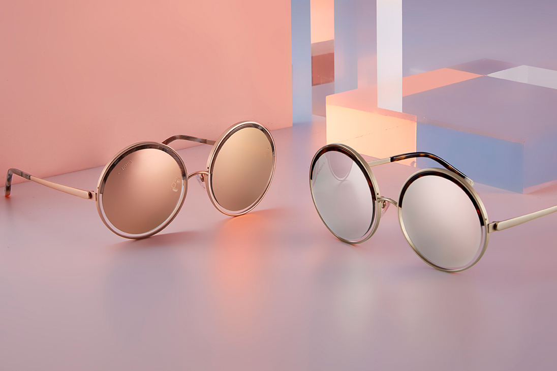 KHROMIS offers luxury sunglasses and optical frames that reveal a palette of emotions and personalities
