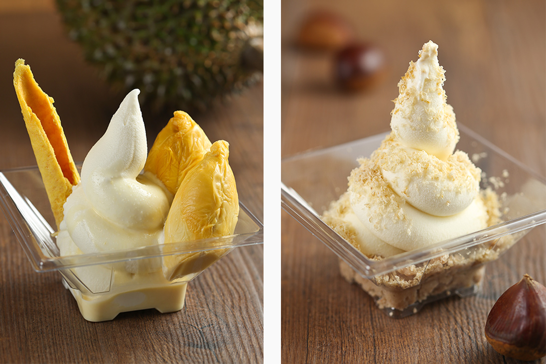 Baekmidang's premium ice cream treats have now popped up at 200E, L2, Pacific Place